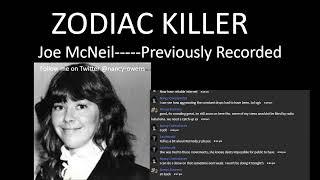 Zodiac Killer Talks About Forging Obama's BC