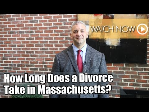 How Long Does a Divorce Take in Massachusetts?   Family Law & Divorce Attorney in Peabody