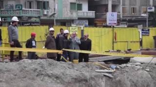 مصر العربية | محافظ الإسكندرية يطالب بسرعة الإنتهاء من توسعة نفق كليوباترا إبريل القادم