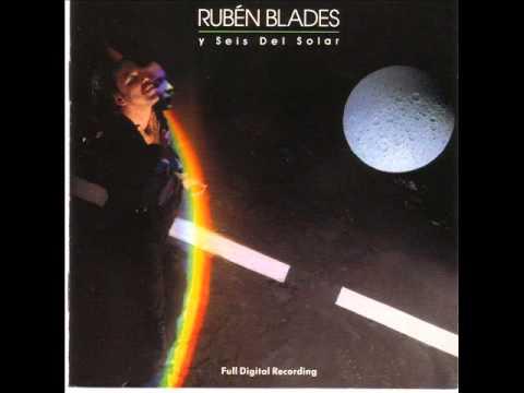 Ruben Blades Con Son del Solar - Agua De Luna (1987) - Álbum Completo