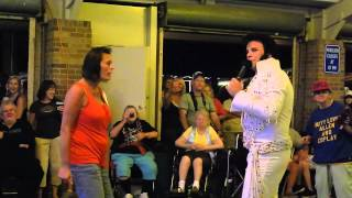 Elvis (Andy Svrcek) - Fever - Coplay - August 24, 2014