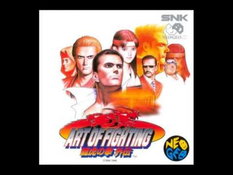 Art Of Fighting 3 Bar Santana Stage Theme Ost Youtube