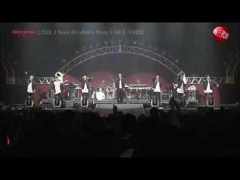 三代目j soul brothers R.Y.U.S.E.l.