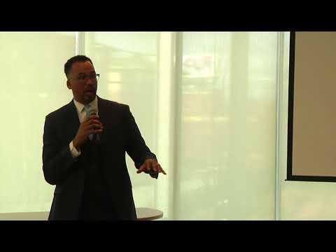 Dr David M Anderson Sr - Top 3 Issues affecting Humanity - MLK BDAY 2018