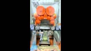 디오렌지 AM-3200 레몬 착즙기 시연