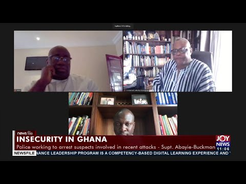 Insecurity in Ghana: Daylight Violent Crimes & Cries for Solution - 19 June 2021