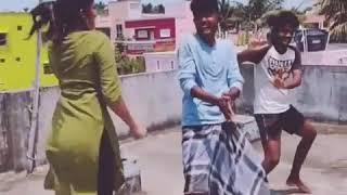 Sriram comedy dance in Corona period