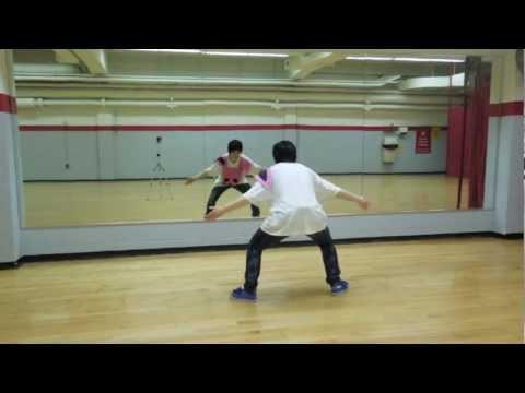 Bonamana Super Junior Dance Tutorial Step by Step