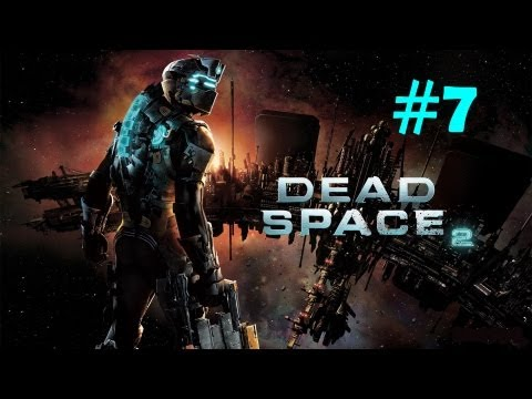 """Dead Space 2"", HD walkthrough (Hardcore), Chapter 7 + Peng (easter egg)"