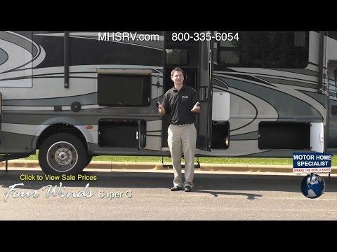 2017 Thor Four Winds Super C Diesel RVs for Sale at MHSRV.com