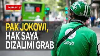 Driver Mengaku Dizalimi Grab Indonesia | Darajat Hutagalung | Tagar