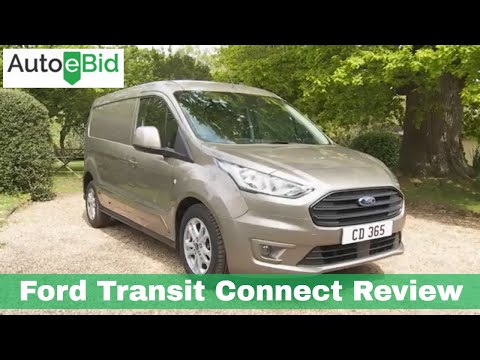 2019 Ford Transit Connect Review