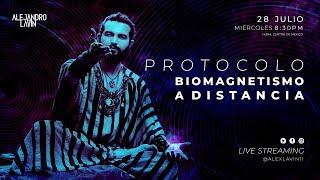 Protocolo BIOMAGNETISMO A DISTANCIA