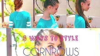 3 Ways to Style Cornrows | Stella Thumbnail