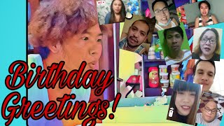 FUNNY & THOUGHTFUL BIRTHDAY GREETINGS 🏳️‍🌈 | VIDEO MESSAGE | #birthdaywishes #birthdaymessages