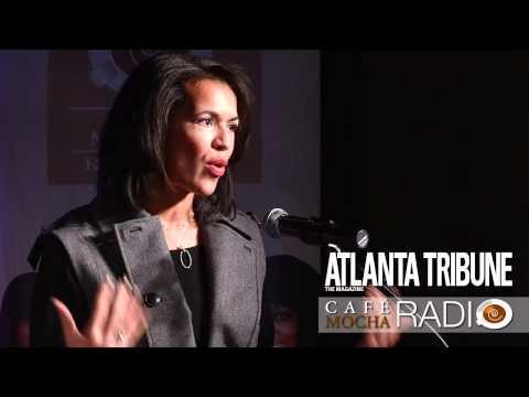 Atlanta Tribune & Cafe Mocha Radio Show Salute Her: Superwomen - Fredricka Whitfield