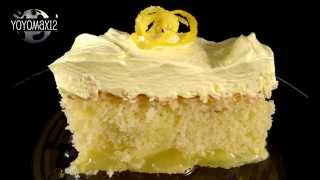 Easy Lemon Dream Cake (recipes Using Cake Mixes)- With Yoyomax12
