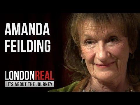 Amanda Feilding - Drug Policy Reform - PART 1/2 | London Real