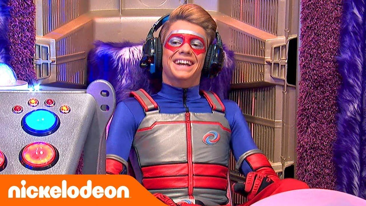 Niebezpieczny Henryk | Powrót do pracy | Nickelodeon Polska