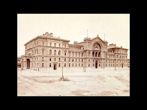 Der Wiener Nordwestbahnhof, einst und jetzt