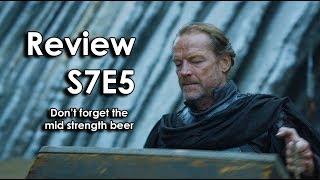 Ozzy Man Reviews: Game of Thrones - Season 7 Episode 5