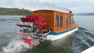 Steamboats on Clear Lake 2018