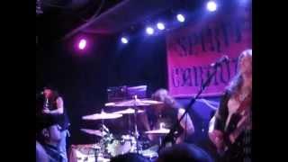 Spirit Caravan - Undone Mind live at Saint Vitus bar, Brooklyn NY, 04-15-2014