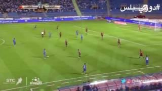 #الهلال يعود لصدارة دوري جميل بعد فوزه على #الرائد بهدفين مقابل هدف<br>#دوري_بلس