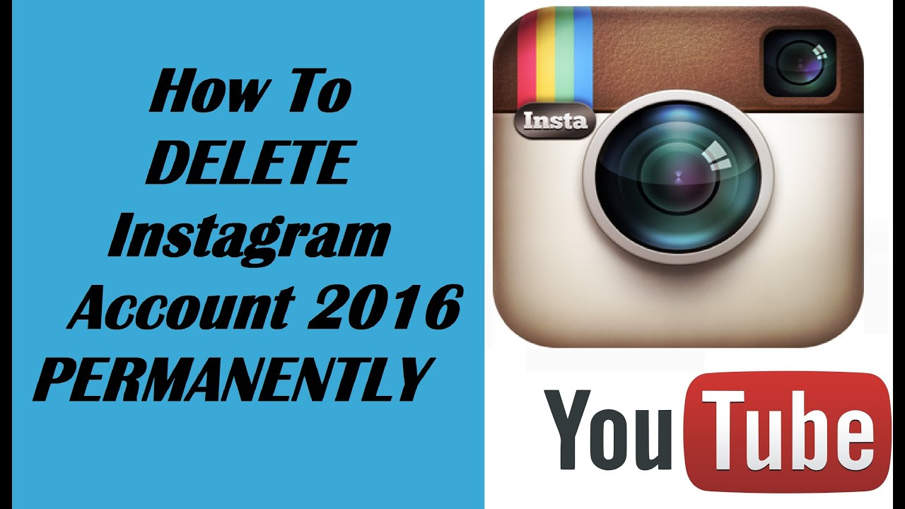 How to delete instagram account permanently 2016 delete my how to delete instagram account permanently 2016 delete my instagram account permanently ccuart Images