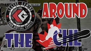 """""""Around The CHL"""" EP. 1  LGCHL (NHL 19)"""