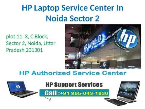 Top HP Laptop Service Center In Noida