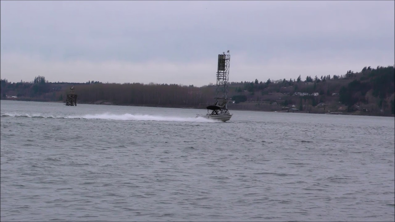 2003 Thunderjet Envoy Water Trial 2