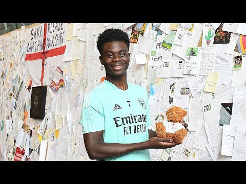 """""""How can I even say thank you for all of this?""""  