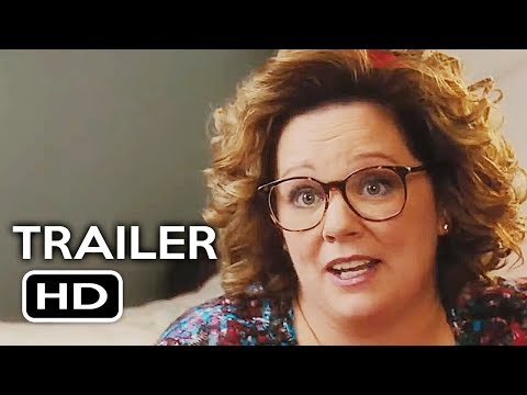 Life of the Party Official Trailer #1 (2018) Melissa McCarthy, Gillian Jacobs Comedy Movie HD