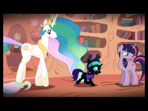 Twilight Sparkle and Nyx - You'll Be In My Heart