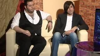 Хайям Ханукаев и Теймур Нуруллаев в телепередаче