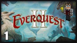 EverQuest II #1 - All at sea!