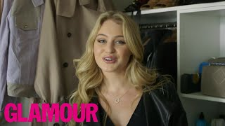 How Model Iskra Lawrence Wears Spring's Fashion Trends l Fashion l Glamour