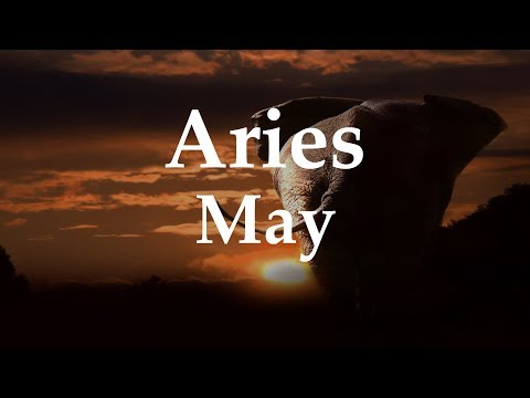 Aries May 2018 SERIOUS COMMITMENT TO LONGTERM HAPPINESS - Aquarian Insight