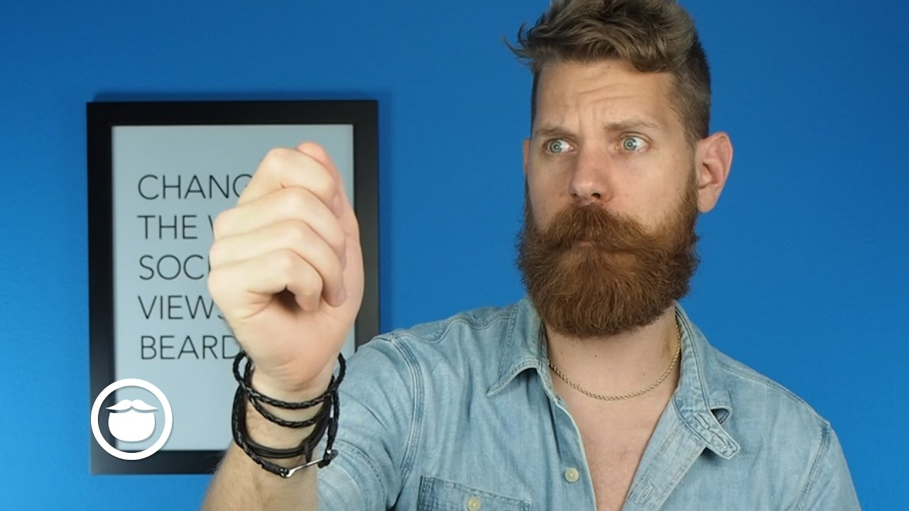 What to do if the beard does not grow 85