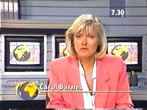 """Channel 4 Daily"" World News Opener 1989"