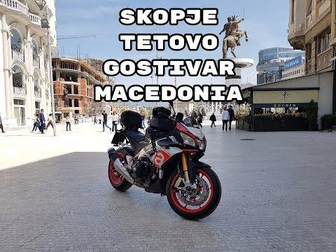 Skopje - Tetovo - Gostivar, Macedonia