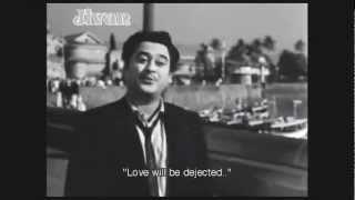 Mere Mehboob Qayamat Hogi - Mr. X in Bombay (1964) Engl. Subtitles.mp4