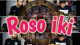 ROSO IKI||cover anak rantau||TKI Malaysia