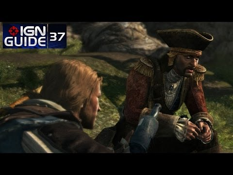 Assassin's Creed 4 Walkthrough - Sequence 10 Memory 01: Black Bart's Gambit (100% Sync)