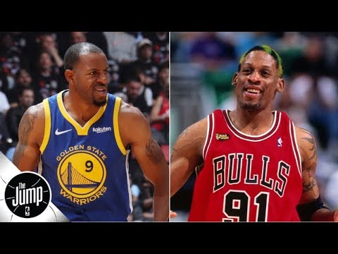 andre-iguodala's-hall-of-fame-case-is-like-dennis-rodman's---brian-windhorst-|-the-jump
