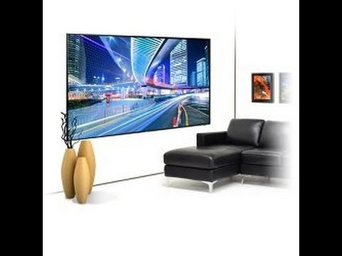 80 inch led tv samsung un85s9v 85 inch 4k ultra hd 120hz 3d smart led uhdtv black review youtube. Black Bedroom Furniture Sets. Home Design Ideas