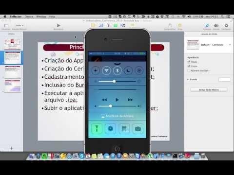 Como empacotar e enviar seu app para AppStore e Google Play