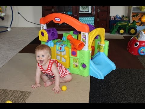 Little Tikes Activity Garden Unboxing & Playtime Review