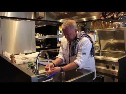 Mario Ridder over keuken Palux bij Joelia Rotterdam